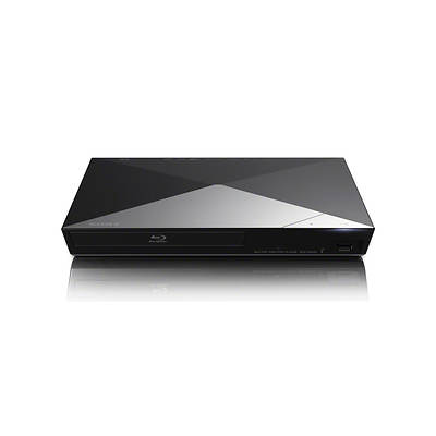 Sony Blu-ray Disc Player with 3D and Wi-Fi