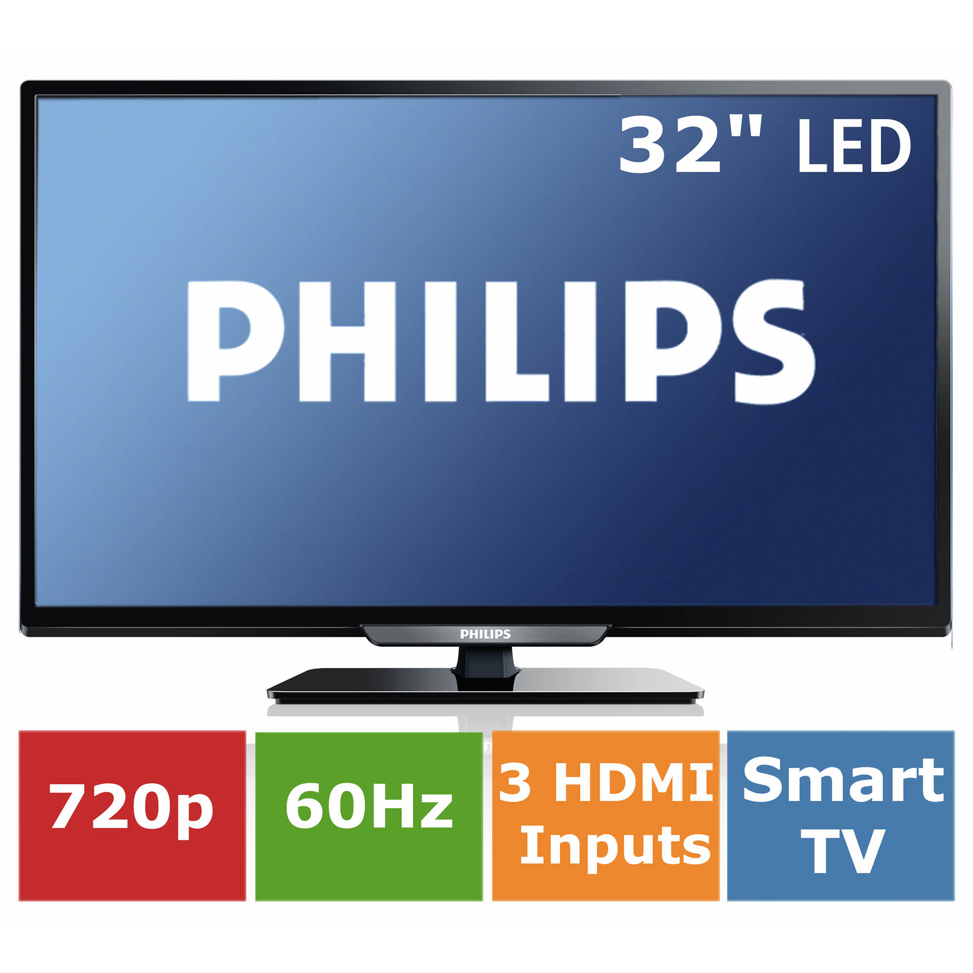 how to use philips smart tv