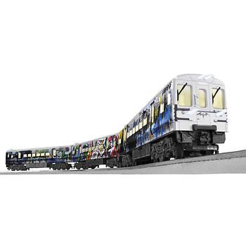 Lionel Trains DC Comics Batman M7 LionChief Remote Control RTR O Gauge Train Set