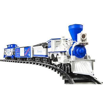 Frosty the Snowman G Gauge Remote Control Train Set