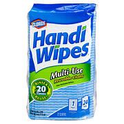 Clorox Handi Wipes Multi-use Reusable Cloths, 72 ct.