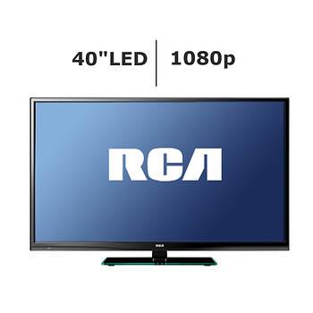 """RCA LED40G45RQ 40"""" 1080p LED TV"""