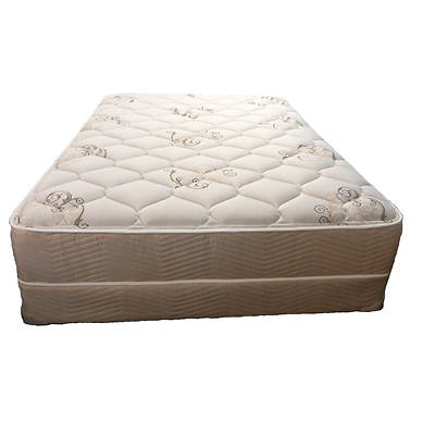 Therapedic Queen Comfort Royale Plush Mattress Set