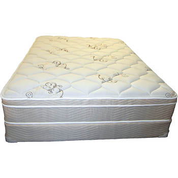 Therapedic Queen Comfort Royale Euro Pillowtop Mattress Set