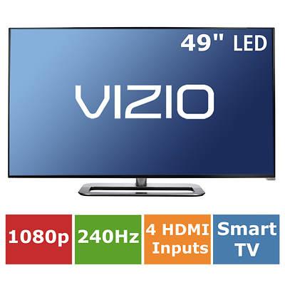 "Vizio M-Series Full-Array 49"" Smart LED 1080p 240Hz with VIZIO Internet Apps Plus"