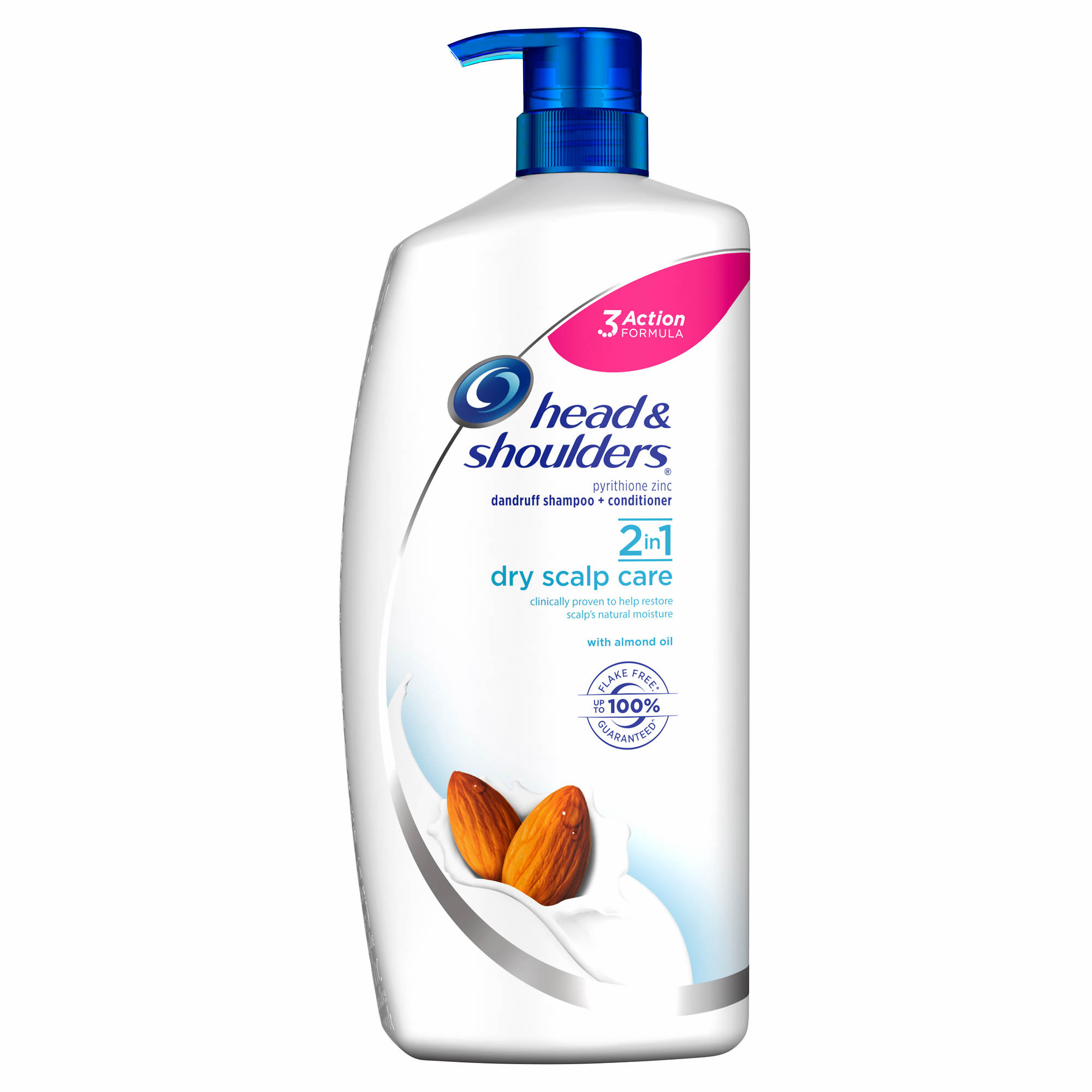 colour care head and shoulders : Head Shoulders 2 In 1 Dry Scalp Care 40 Oz