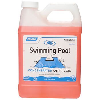 Camco 1 Qt. Concentrated Pool Antifreeze, 4 pk.