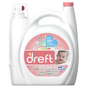Dreft Active Baby Laundry Detergent, 170 fl. oz.