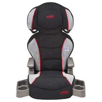 Evenflo Big Kid LX Belt-Positioning Booster Car Seat