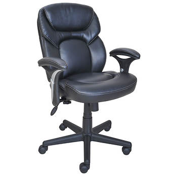 True Manager Chair - Black