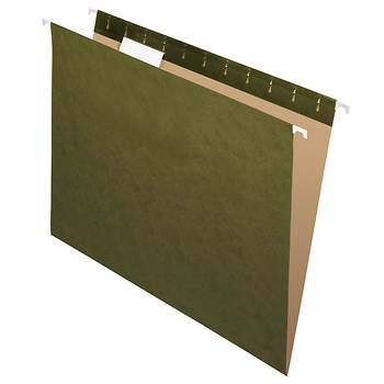 Pendaflex Essentials Letter-Size Hanging File Folders, 50 pk.