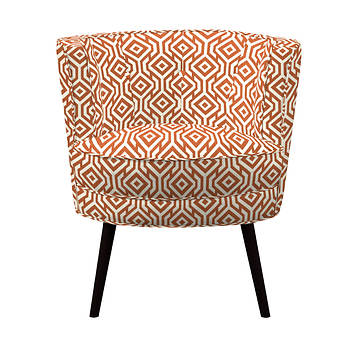 angelo:HOME Lily Chair - Autumn Orange