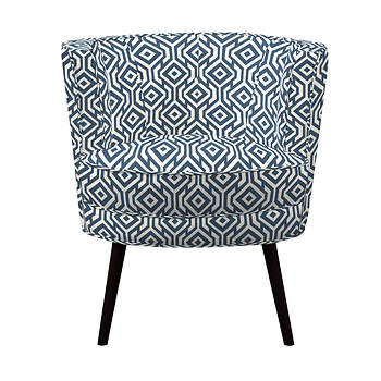 angelo:HOME Lily Chair - Midnight Blue