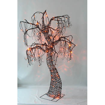 7 Ft. LED Lighted Haunted Tree