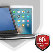 BJ's Protection Plus 3-Year Service Plan for Laptops, Tablets, Noteboo