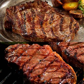 Rastelli Market Fresh Black Angus Beef High Choice Steak Duo