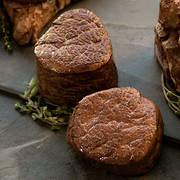 Rastelli Market Fresh Black Angus Beef Filet Mignon Gift Box, 8 pk./6