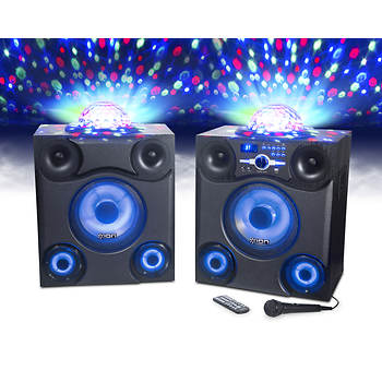 ION Mega Party Express Bluetooth Speakers
