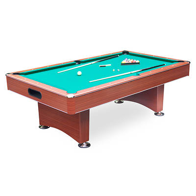 Carmelli Carmelli Newport 8' Pool Table - Cherry