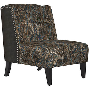 angelo:HOME Barton Chair - Paisley Blue