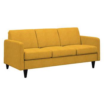 Handy Living Luca SoFast Sofa - Mustard