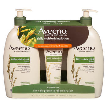 Aveeno Daily Moisturizing Lotion, 2 pk./18 oz.