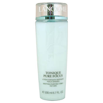 Lancome Tonique Pure Focus Matifying Purifying Toner, Oily Skin, 6.7 Fl. oz.