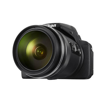Nikon COOLPIX P900 16MP CMOS 83x Long Zoom Wi-Fi NFC GPS Camera