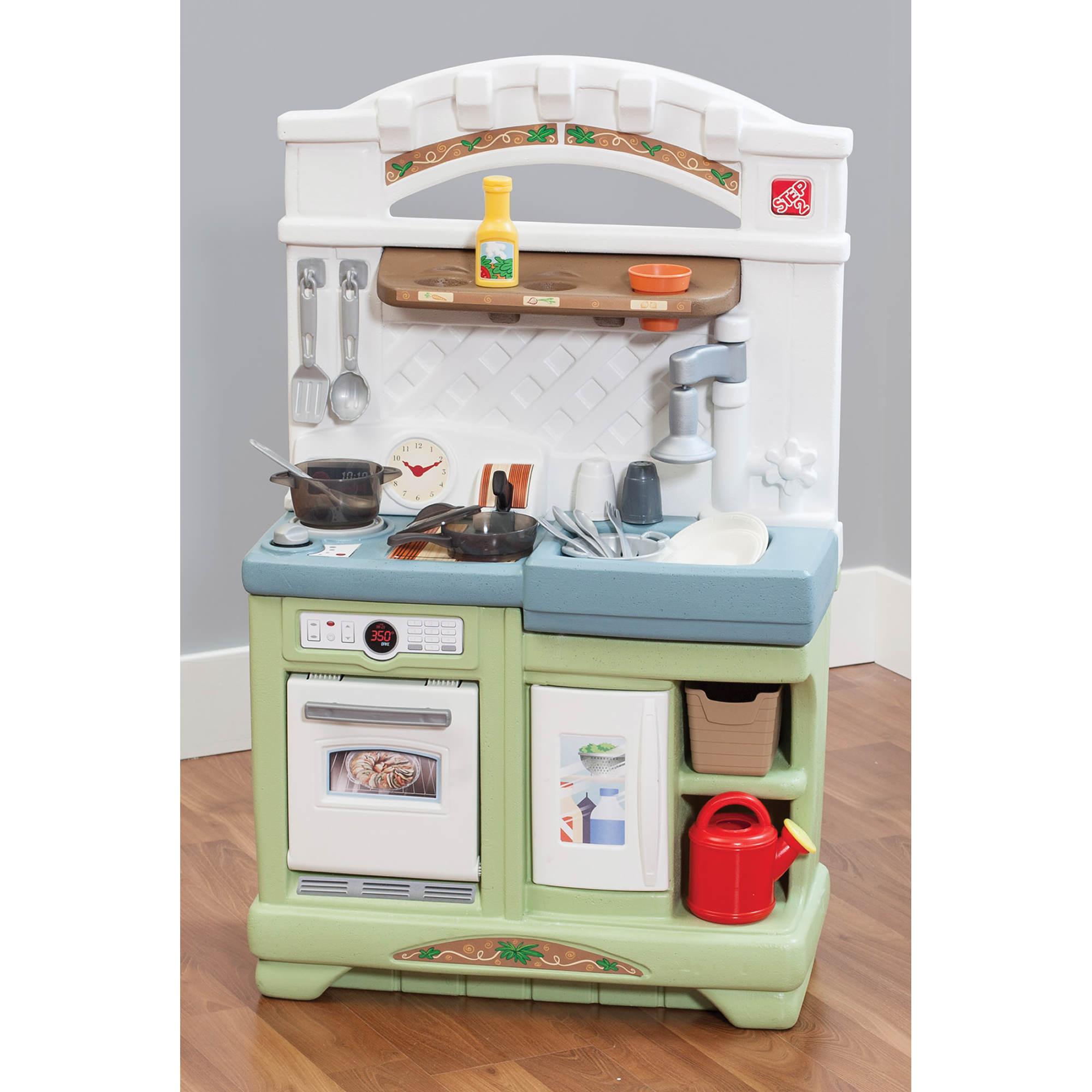 Childrens Wooden Kitchen Furniture Pretend Kitchens Bjs Wholesale Club