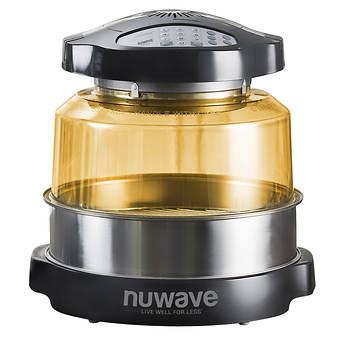 NuWave Oven Pro Plus with Bonus Extender Ring Kit