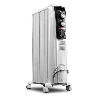 DeLonghi Whole Room Radiant Heater - White