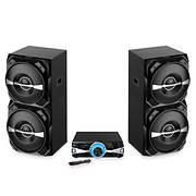 Edison Professional BriteLite Party System 2500 Bluetooth Speaker Syst