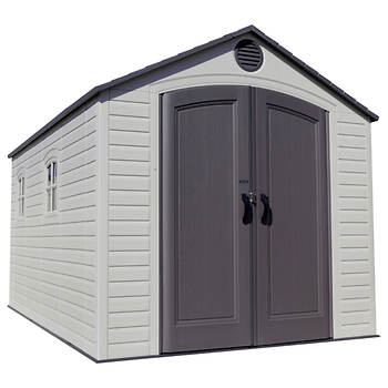 Lifetime 8' x 15' Storage Shed