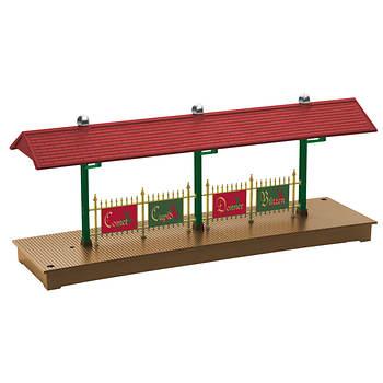 Lionel Santa's Reindeer Station Platform