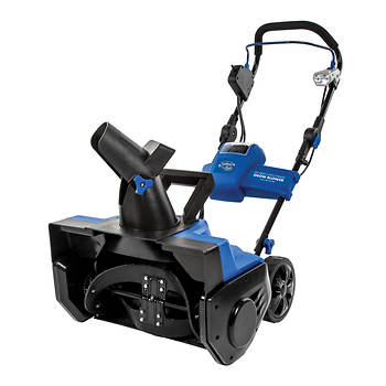 "Snow Joe iON PRO Series 21"" Cordless Snow Blower with Rechargeable Battery"