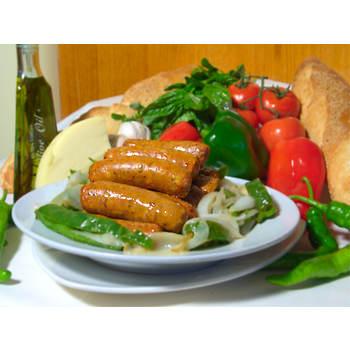 Botto's Hot Italian Sausage Links, 5 lbs.