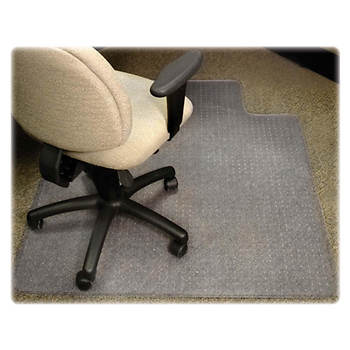 "Lorell Anti-Static 36"" x 48"" Chair Mat"