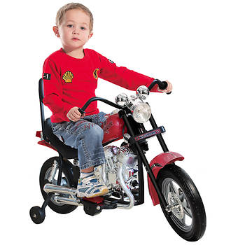 Kalee Road Warrior 6V Ride-On Motorcycle