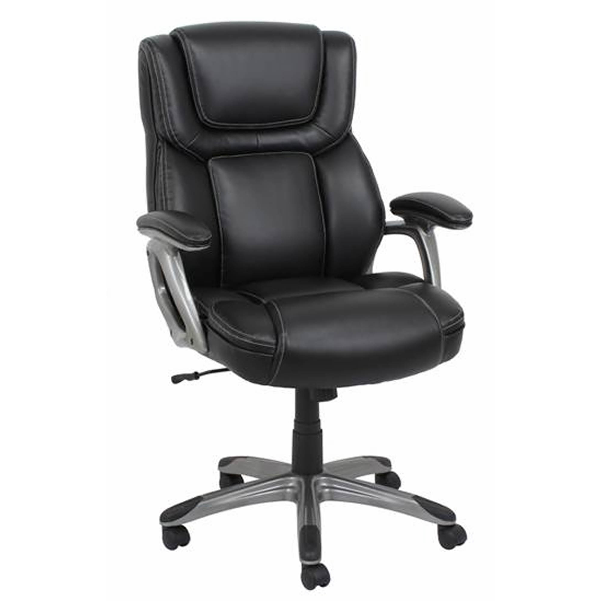 global furniture bonded leather office manager chair