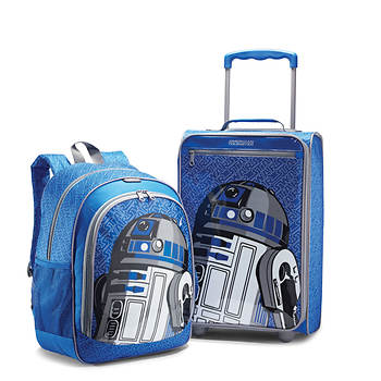 American Tourister Disney R2D2 2-Pc. Suitcase and Backpack Set