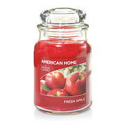 American Home by Yankee Candle Scented Candle, 19 oz. - Fresh Apple