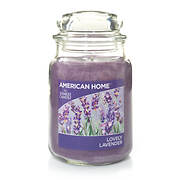 American Home by Yankee Candle Scented Candle, 19 oz. - Lovely Lavende