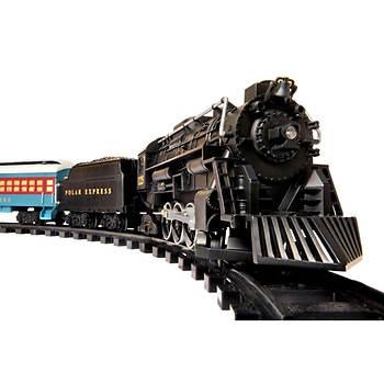 Lionel The Polar Express G-Gauge Train Set