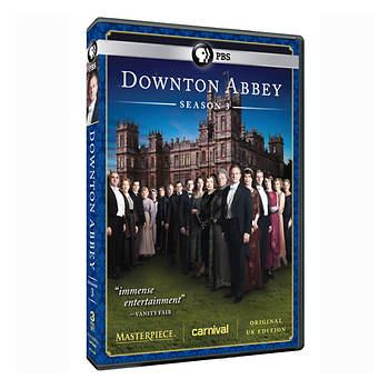 Downton Abbey: Season 3 (DVD)