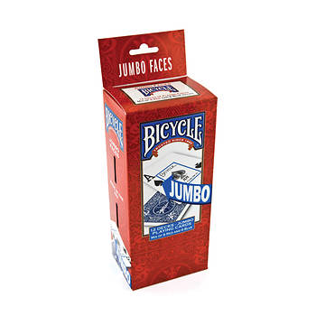 Bicycle Jumbo Playing Cards, 12 pk.