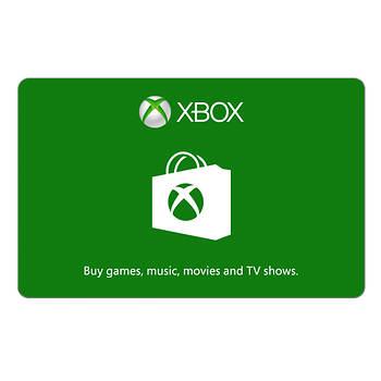 $25 Xbox Microsoft Gift Card