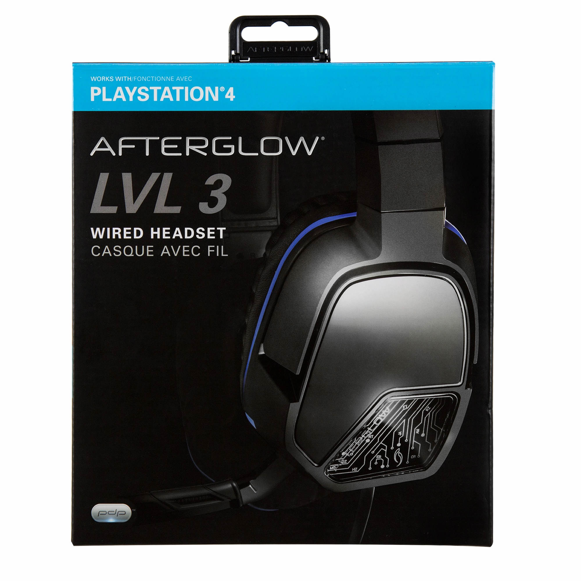 afterglow lvl headset ps4 bj 39 s wholesale club. Black Bedroom Furniture Sets. Home Design Ideas