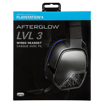 Afterglow LVL Headset (PS4)