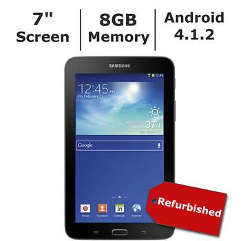 """Refurbished Samsung Galaxy Tab Lite 7"""" Tablet, 8GB Memory"""