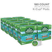 Green Mountain Coffee Nantucket Blend K-Cup Pods, 180 ct.